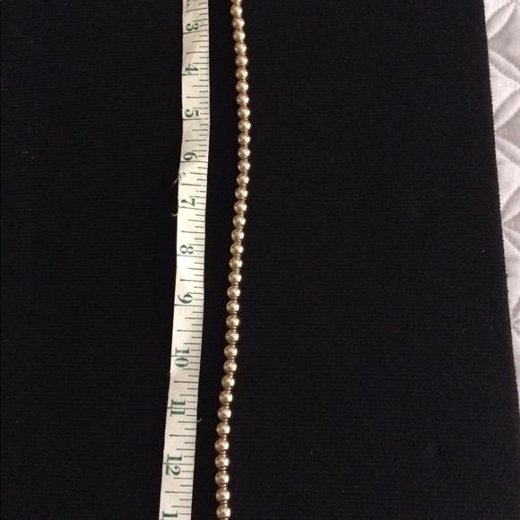 Monet Jewelry - Monet gold necklace